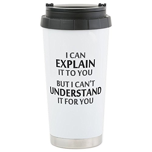 CafePress Engineers Understand Stainless Insulated