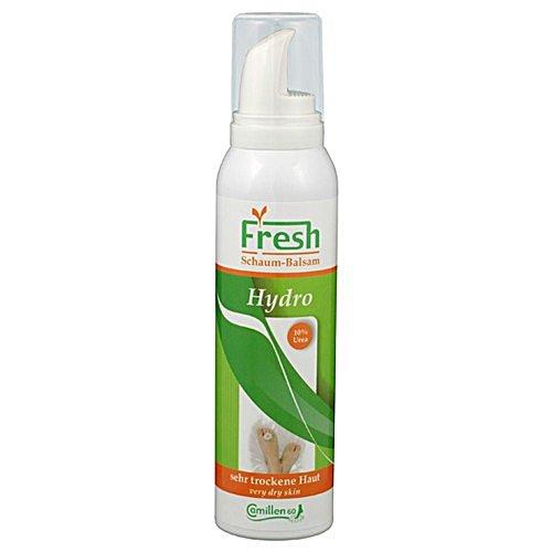 Hydro Fresh Schaum Balsam, Fußschaum, Fuß Schaum Creme, Camillen 60, 150ml Fußschaum Fuß Schaum Creme