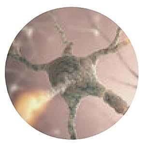 alfombrilla de ratón Las neuronas - ronda - 20cm