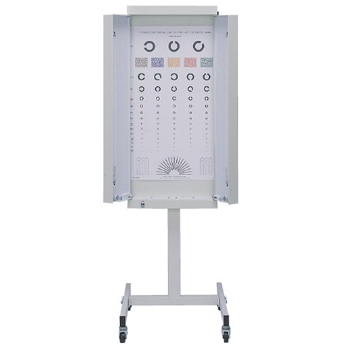 視力検査器用架台  C-20L(19-2341-02)【1台単位】   B01KDPHE50