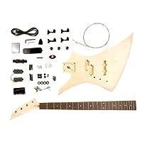 Exp Style Bass Guitar DIY Kit Left Hand