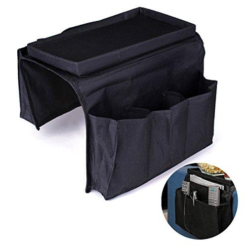Inovey 6 Pockets Sofa Handgelä nder Liegestü tze Armlehne Organizer Tasche