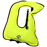 FLOATTOP Adult Snorkeling Life Vest Life Jacket For Snorkel