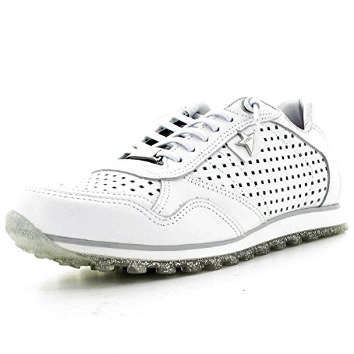 Cetti WoMen C848 SRA Low-Top Sneakers White