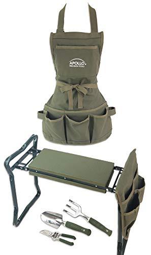 Apollo Tools DT3798 Garden Tool Set
