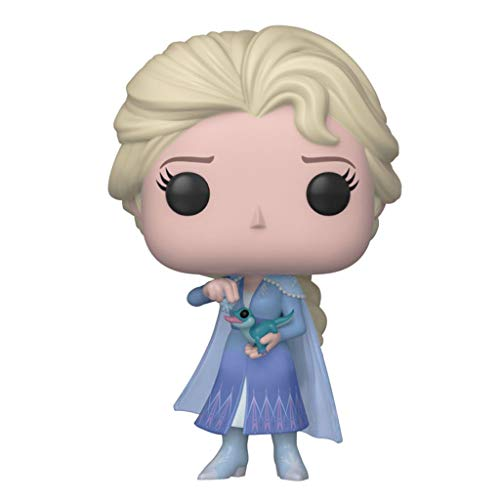 Funko Pop 716 Frozen II Elsa with Salamander Special Edition