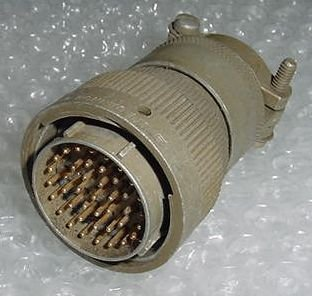 MS3116A20-41P, New Aircraft Cannon Plug ()