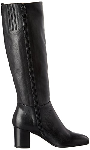 Marc O'Polo Women's High Heel Long 70814178201110 Boots Black (Black) f4N33fosj5