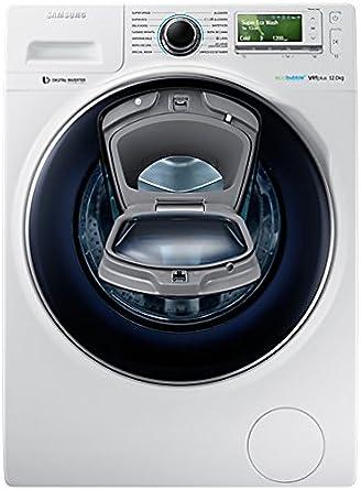 Samsung - Lavadora (Independiente, Carga frontal, Color blanco ...