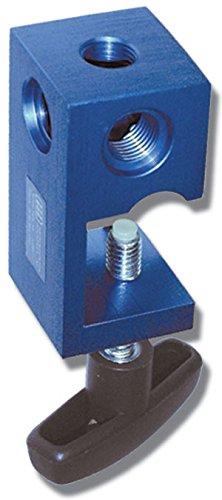 Instrumentation Industries BE 114-1 Flexible Support Arm Bracket (Three Hole Pole)