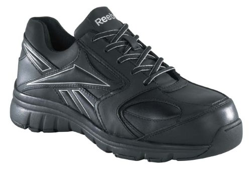 Reebok Work Men's Senexis RB4490 Work Shoe,Black,12 W US