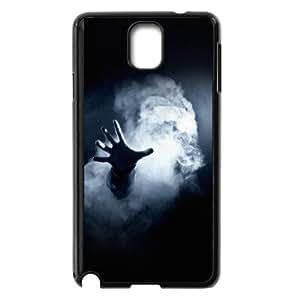 Samsung Galaxy Note 3 Cell Phone Case Black Hand From Smoke Dark BNY_6727382