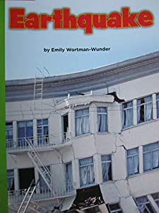 Paperback Leveled Reader Library Level 5, Earthquake Book