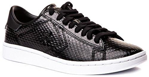 Converse CONS Pro Leather LP Scaled Zapatos de Mujer Sneaker Negro 38.5