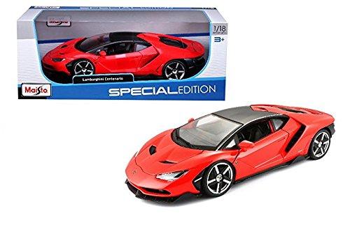 1: 18 Lamborghini Centenario (Colors May Vary)