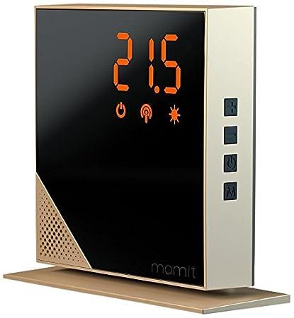 Momit Home Thermostat - Pod MHTG - Termostato Inteligente para calefacción (Unidad Adicional).