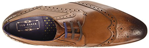 Ted Baker Mens Hann 2 Derby Brogue Shoes