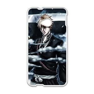 Cool Handsome Boy Anime Cartoon White HTC M7 case