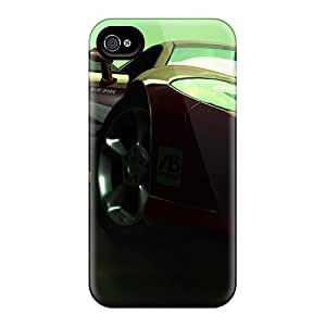 New Arrival Ridge Racer 1080p Hd Car OnX8918fWqf Case Cover/ 4/4s Iphone Case