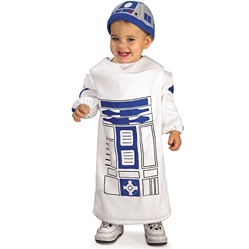 R2D2 Baby Infant Costume - -