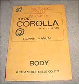 toyota ke 72 manual book