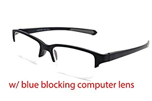 ColorViper Full-Rimless Flexie Reading double injection color Glasses NEW FULL-RIM