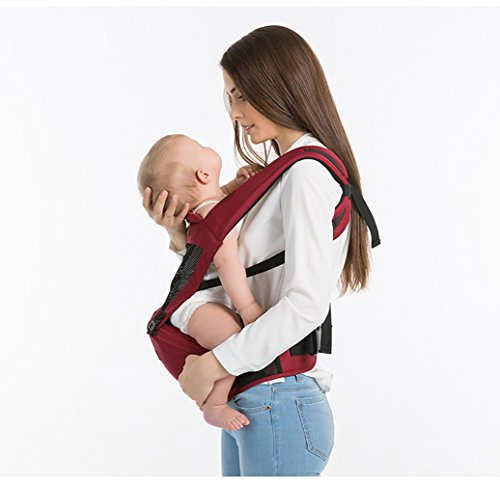 MAGICAL DESIGN Ergonomic Baby Carrier for Infants and Toddlers – 3 Carrying Positions – Wider Waist Belt, Convertible Seat, Adjustable Shoulder Strap Review