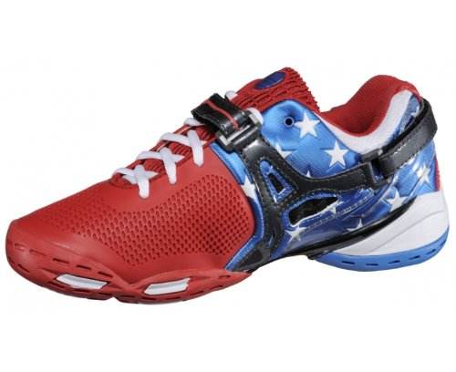 Babolat Propulse 3 Andy Roddick Stars and Stripes Herren Tennis Sneakers / Schuhe Blau