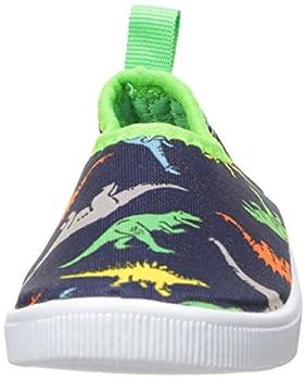 Carter's Baby Floatie Boy's & Girl's Water Shoe, Navy, 7 M Us Toddler 3