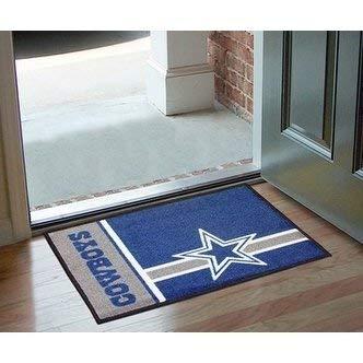 Dallas Football Cowboys Spirit Rug - 19