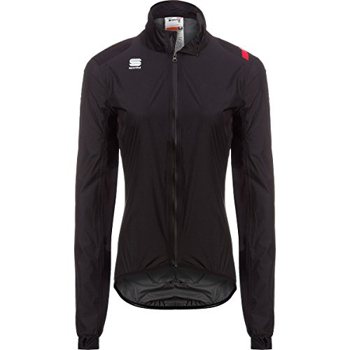 Sportful Hotpack Norain Jacket - Men's Black, XL from Sportful