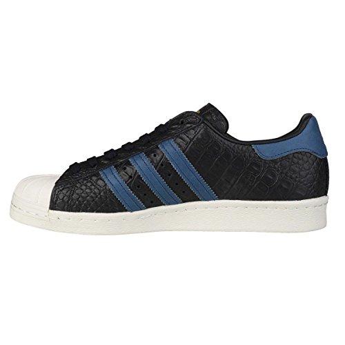 Metallic Sport Superstar blue Cblackbluegoldmt Adidas Black Shoes Uomo Core gold bb2228 Bb2228 Scarpe Sneakers 80s UOcOqY