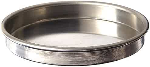 American Metalcraft HA4000-Series Pizza Pans, Silver (Multiple Sizes)
