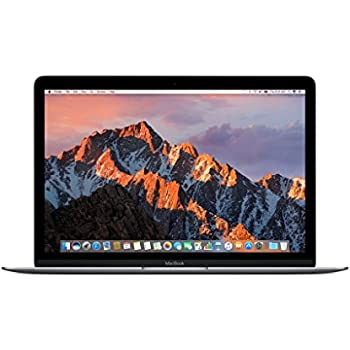 "Apple MNYG2LL/A 12"" MacBook, Retina, 1.3GHz Intel Core i5 Dual Core Processor, 8GB RAM, 512GB SSD, Mac OS, Space Gray (Newest Version)"