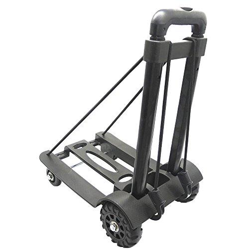 PEYOND Luggage Carts 70KG/154LBS Heavy Duty 4 (Folding Travel Cart)