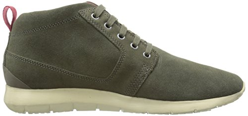 Abx A Gektor Hautes Geox Sneakers Olive U Homme Z7AwT