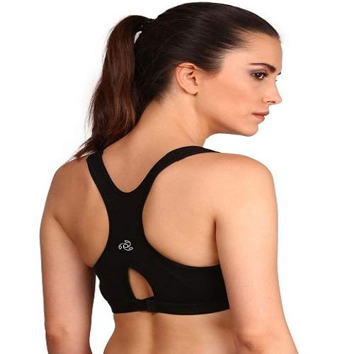 ec85dbd73d Jockey Women s Cotton Padded Active Bra  Amazon.in  Clothing ...