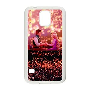 Tangled romantic lover Cell Phone Case for Samsung Galaxy S5