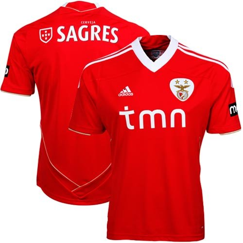 best service b4653 48018 Amazon.com : Portuguese Primera Liga S.L. Benfica Home ...