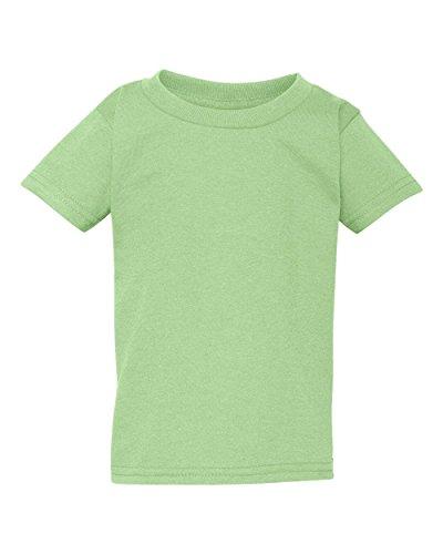 (Gildan Toddler Heavy CottonTM 5.3 oz. T-Shirt 5T MINT GREEN )