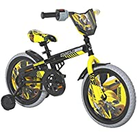Deals on Dynacraft Transformers Bumble Bee Boys BMX 16-inch Bike