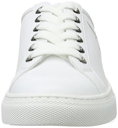 bianco Scarpe Tennis 9252207p610 Delle Da Donne Jeans Armani top Bianco Basso 7HIvvq