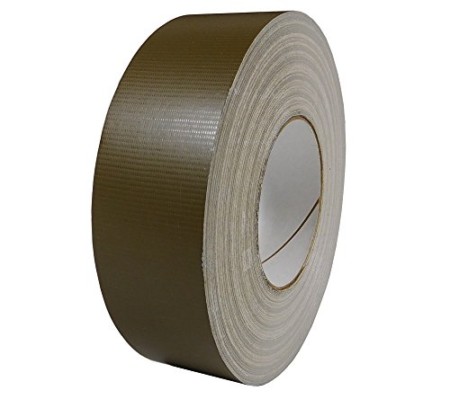 - 100mph Tape, Olive Drab, 48mm x 55m, Mil-Spec (Single)