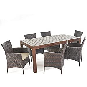 41sHGJK%2BIFL._SS300_ Wicker Dining Tables & Wicker Patio Dining Sets