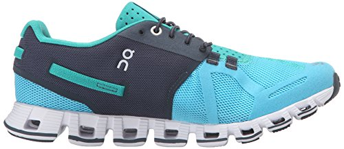 On Womens Cloud Atoll Sneaker / Verde