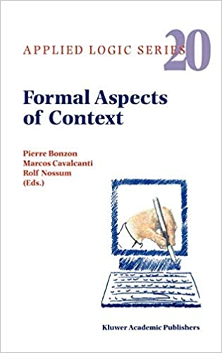 Formal Aspects of Context