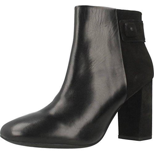 GEOX Bottines - Boots, color Noir, marca, modelo Bottines - Boots D AUDALIES HIGH Noir