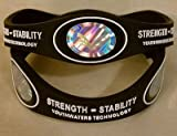 The Strength Stability Bracelet. The First of It's Kind Rated #1. Add it to Your Immune System, Energy. Surge of Energy When You Put It On. Real Science Behind This. Proprietary Tech.
