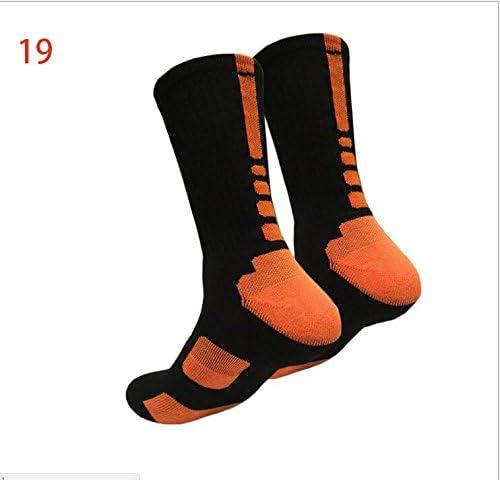 Alamor 3-Pack Calcetines De Baloncesto para Hombres Calcetines con ...