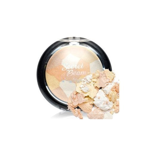 Etude House Secret Beam Highlighter #2 Gold & Beige Mix 9g by Etude House [Korean Beauty]